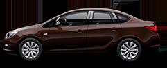 nuevo opel astra sedan a glp