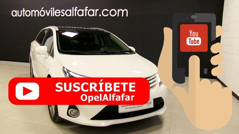 canal de youtube de automoviles alfafar