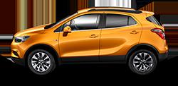 nuevo Opel Mokka X a GLP