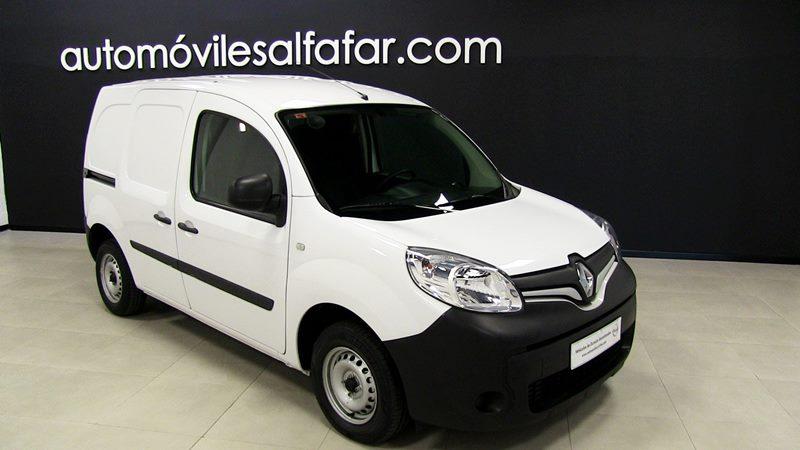 Renault Kangoo furgon segunda mano