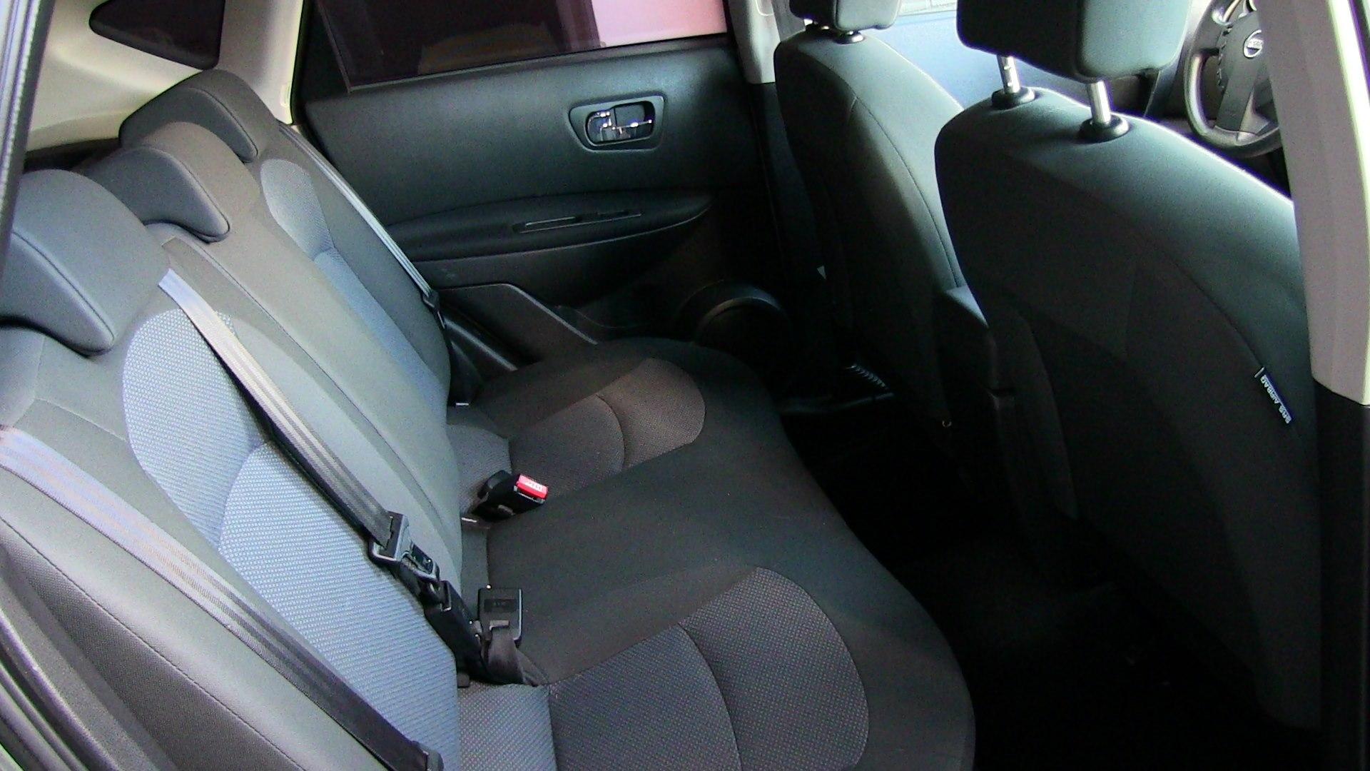 interior asientos nissan qashqai segunda mano en automoviles alfafar