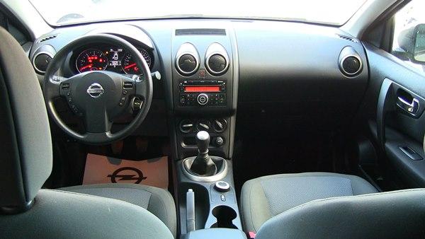 interior nissan qashqai segunda mano automoviles alfafar