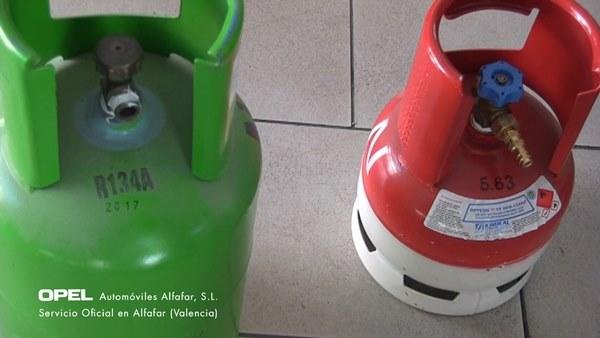 refrigerante R1234yf nuevo sustituye al R134a