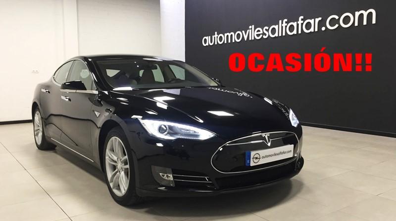 Tesla Model S segunda mano en Valencia