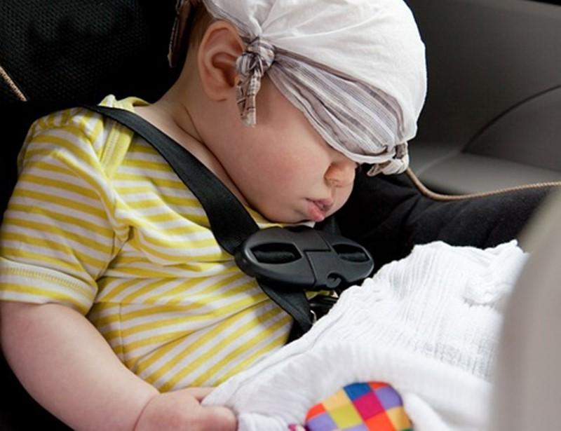 seguridad infantil en vehiculos