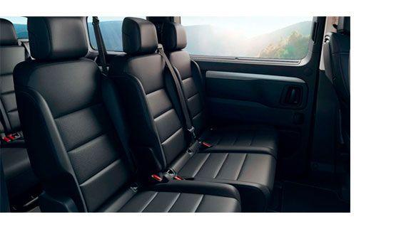 nueva Opel Zafira Life de 9 asientos