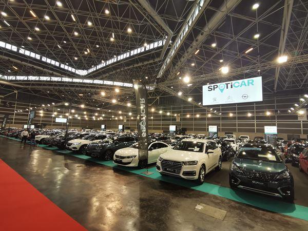 plataforma de venta de vehiculos de ocasion spoticar