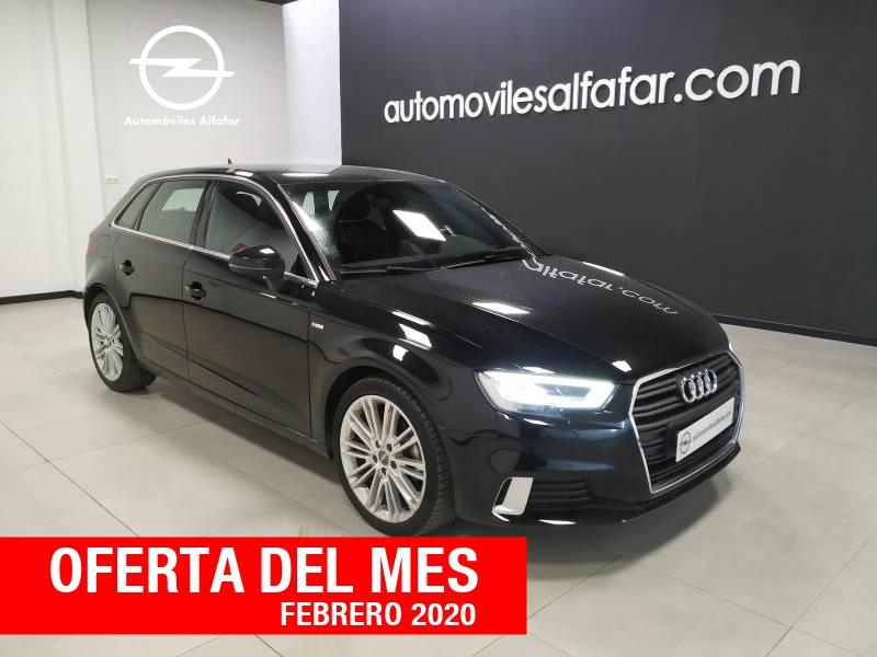 Audi A3 ocasion oferta del mes en Automoviles Alfafar