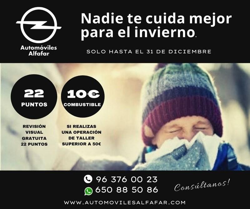 revision 22 puntos más 10 euros en combustible